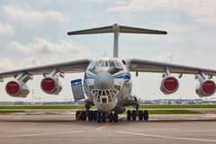 IL-76 ruso fotos de archivo