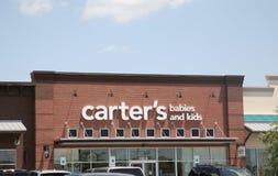 Il ` s dei bambini e del bambino del ` s di Carter copre Immagini Stock