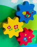 Il ` s dei bambini gioca la raccolta Immagini Stock Libere da Diritti