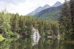 Il ` s dell'Alaska abbassa Dewey Lake Immagine Stock