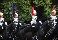 Il ` s della regina custodice Londra Immagine Stock Libera da Diritti