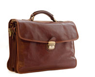 Il sacchetto marrone immagini stock libere da diritti