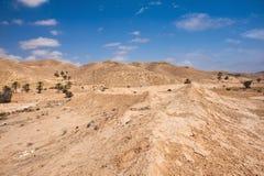 Il Sahara Fotografia Stock