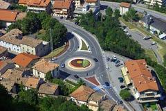 Il San Marino fotografie stock libere da diritti