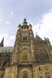 Il san Vitus Cathedral, Praga Immagini Stock Libere da Diritti