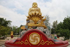 Il Sangkhla Ja e NAK Fotografia Stock Libera da Diritti