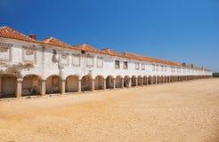 Il santuario del monastero di Nossa Senhora fa la chiesa di Cabo vicino a capo E Immagini Stock