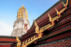 Il santuario della pagoda delle reliquie di Buddha Fotografie Stock Libere da Diritti