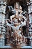 Il santuario della verità, Pattaya è una costruzione del tempio a Pattaya, Immagine Stock Libera da Diritti