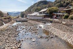 Il santuario di Yutoku Inari è un santuario shintoista nella città di Kashima, PR di saga Immagini Stock