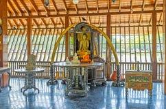Il santuario principale di Seema Malaka a Colombo Fotografia Stock