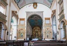 Il sao Luis della chiesa del Se fa il Maranhao Brasile Immagini Stock Libere da Diritti