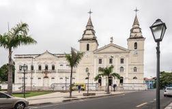 Il sao Luis della chiesa del Se fa il Maranhao Brasile Fotografie Stock