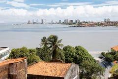 Il sao Luis fa Maranhao Brasile Fotografia Stock