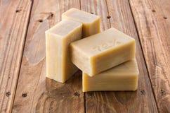 Il sapone di lavanderia Fotografia Stock