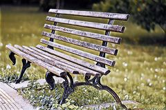 Il sedile immagine stock