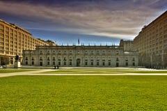 Il sedile del presidente del Cile Immagine Stock Libera da Diritti