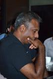 Il segretario generale Salil Shetty di Amnesty International Fotografie Stock