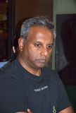 Il segretario generale Salil Shetty di Amnesty International fotografia stock