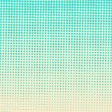 Il semitono variopinto astratto punteggia il vettore orizzontale Illustrazione di Stock
