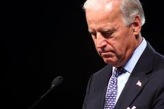 Il senatore Joe Biden Fotografia Stock