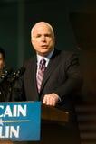 Il senatore John McCain Vertical 4 Fotografia Stock