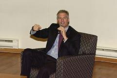 Il senatore Scott Brown 2 immagine stock