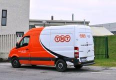 Automobile di TNT immagini stock