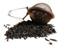 Il setaccio per un tè Immagini Stock Libere da Diritti