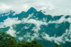 Il Sikkim in cui la natura sorride fotografie stock libere da diritti