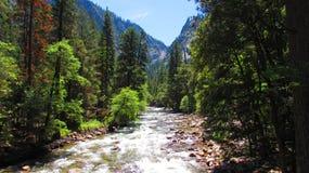 Il simbolo del nord del fronte in parco nazionale di Yosemite Immagine Stock Libera da Diritti