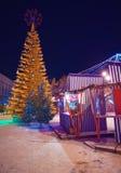 """Il simbolo di Natale e l'arte ambientale obiettano l'albero di """"Christmas Immagini Stock"""
