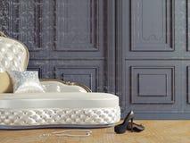 Il sofà d'annata illustrazione di stock