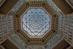 Il soffitto nella costruzione Immagine Stock Libera da Diritti