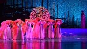 """Il sogno del """"The di dramma di Phoenix-ballo del  di seta marittimo di Road†archivi video"""