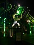 Il sottobicchiere dell'incredibile Hulk Fotografia Stock Libera da Diritti