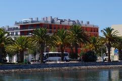 Il sud del Portogallo vale la pena! Lagos - Europa immagini stock