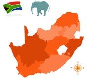 Il Sudafrica Immagini Stock