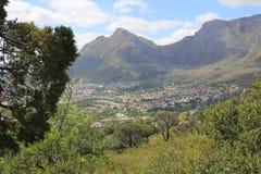 Il Sudafrica Cape Town Fotografia Stock Libera da Diritti