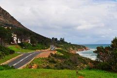 Il Sudafrica, itinerario del giardino Fotografie Stock Libere da Diritti