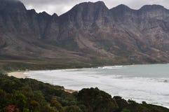 Il Sudafrica, itinerario del giardino Fotografia Stock