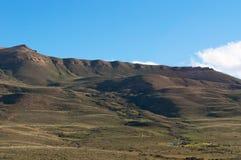 Il Sudamerica, Argentina, Patagonia, Santa Cruz Province immagine stock libera da diritti
