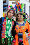 Il Sudamerica - la Bolivia, festa del sucre Fotografia Stock