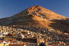 Il Sudamerica - la Bolivia, Potosi Immagine Stock