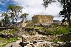 Il Sudamerica, Perù, Kuelap Immagini Stock