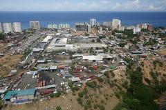 IL SUDAMERICA VENEZUELA CARACAS fotografia stock