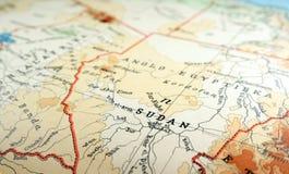 Il Sudan Immagini Stock