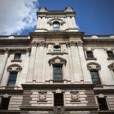 Il suo Ministero del Tesoro di Majestys Fotografie Stock Libere da Diritti