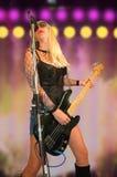 Il suo soltanto rock-and-roll Fotografia Stock Libera da Diritti