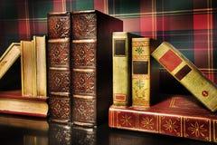 Il supporto del antiquarian per i libri immagini stock libere da diritti